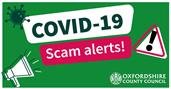 Updated scam advice for residents (charity worker scams)